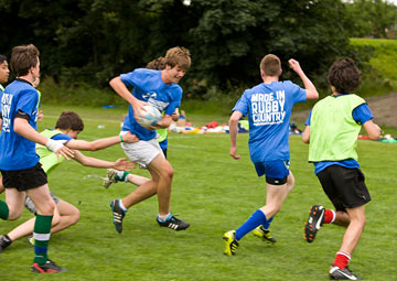 English Language and Rugby Summer Course - Ireland