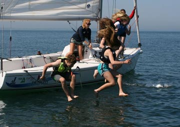 ENGLISH LANGUAGE & START SAILING  COURSE