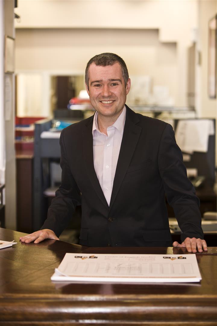 Michael Quinn - UK Director - CES (Large)