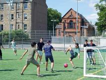 CES Edinburgh Football
