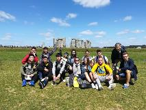 Students-at-Stonehenge-trip-
